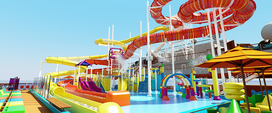 Experience The Future Of Fun On Carnival Vista Enchanted