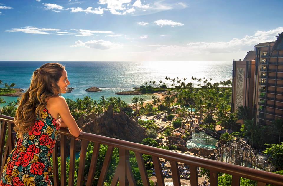 2016 aulani vacation packages now available enchanted for Spa resort vacation packages