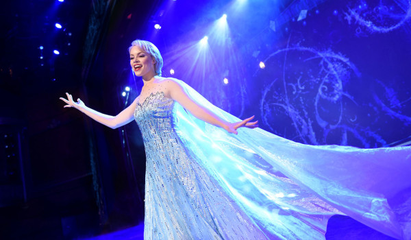 """New! """"Frozen"""" Stage Show Coming To Disney Cruise Line – Video"""