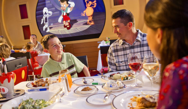 "Disney Cruise Line named ""Best for Families"" and ""Best for Dining"" by Cruise Critic®"