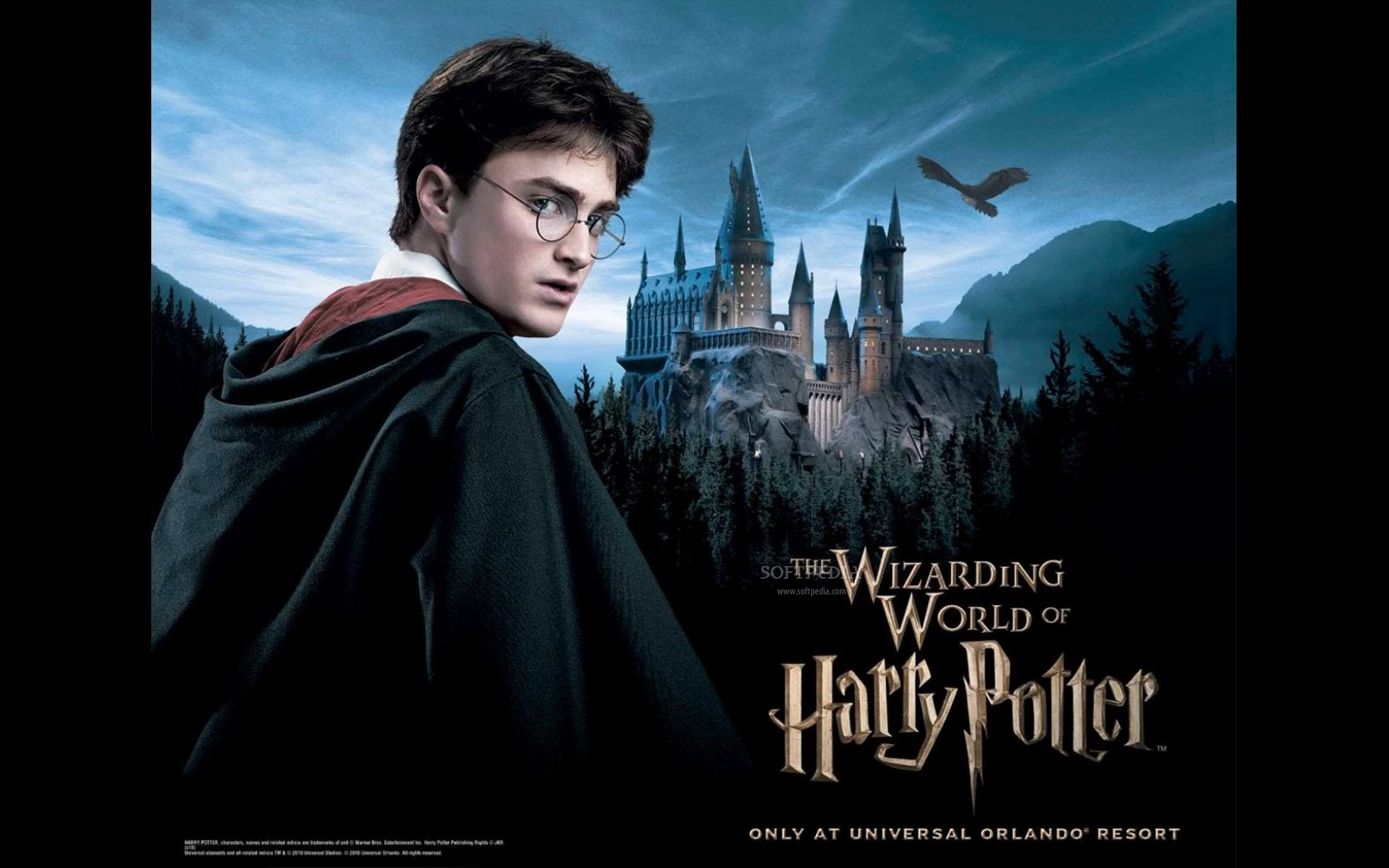The Wizarding World Of Harry Potter Twice The Magic