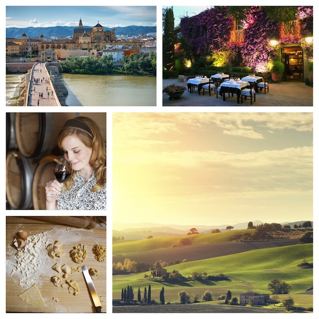 Adventures In Tuscany And Spain