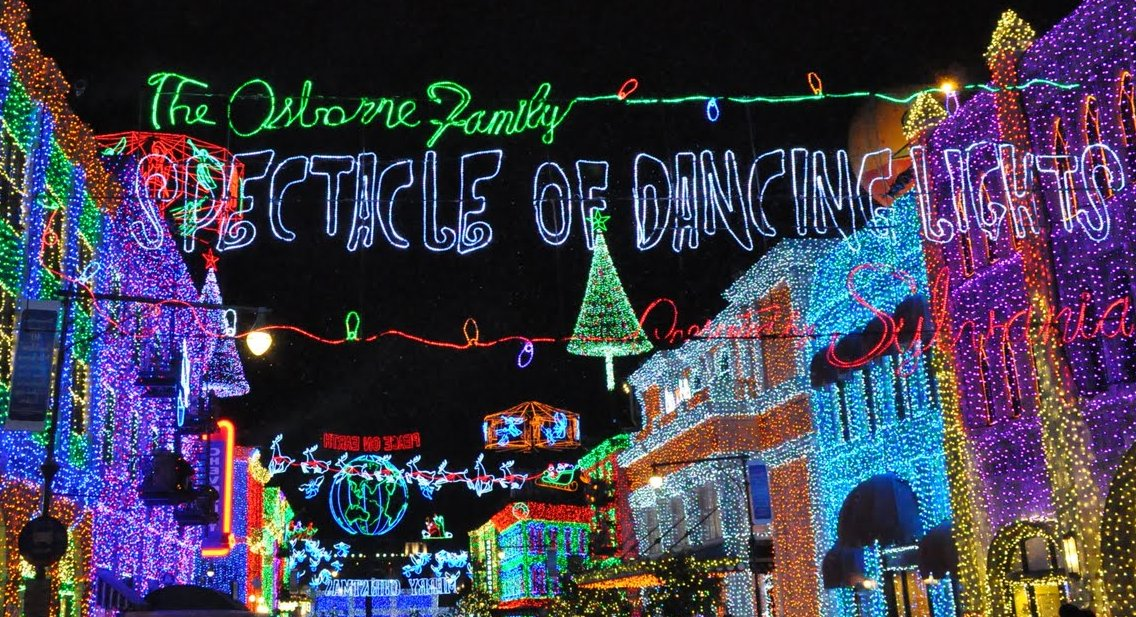 Osborne Family Spectacle Of Dancing Lights U2013 Celebrate A Holiday Tradition  One More Time