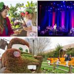 90 DAYS OF EPCOT INTERNATIONAL FLOWER & GARDEN FESTIVAL FUN