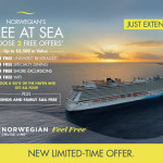 Norwegian's Free At Sea Package – Choose Two!
