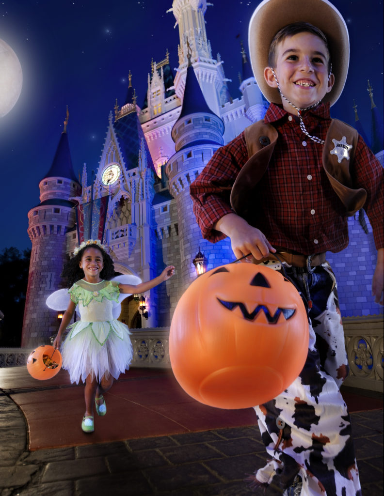 Dates Announced! - Mickey's Not So Scary Halloween Party and Very ...