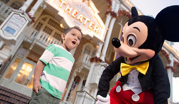 Update! Disney 2018: Available to Book on June 20th!