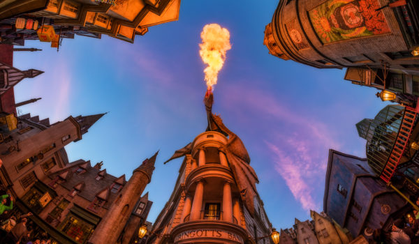 Universal Orlando Resorts – Harry Potter, Minions, Thrilling Attractions