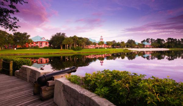 Refurbishments Announced At Disney's Caribbean Beach Resort