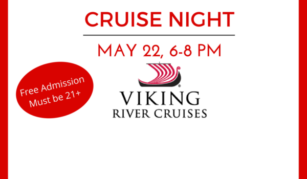 Cruise Night with Viking River Cruises  – Teddy Gallagher's Irish Pub