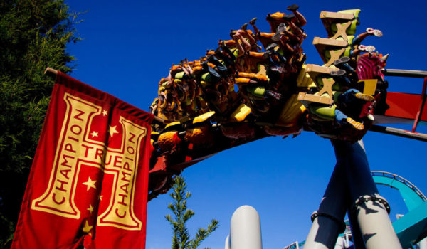 A New Generation of Thrill Ride is Coming to The Wizarding World of Harry Potter