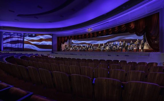 THE HALL OF PRESIDENTS REOPENS AT THE WALT DISNEY WORLD RESORT AFTER YEAR-LONG TRANSFORMATION